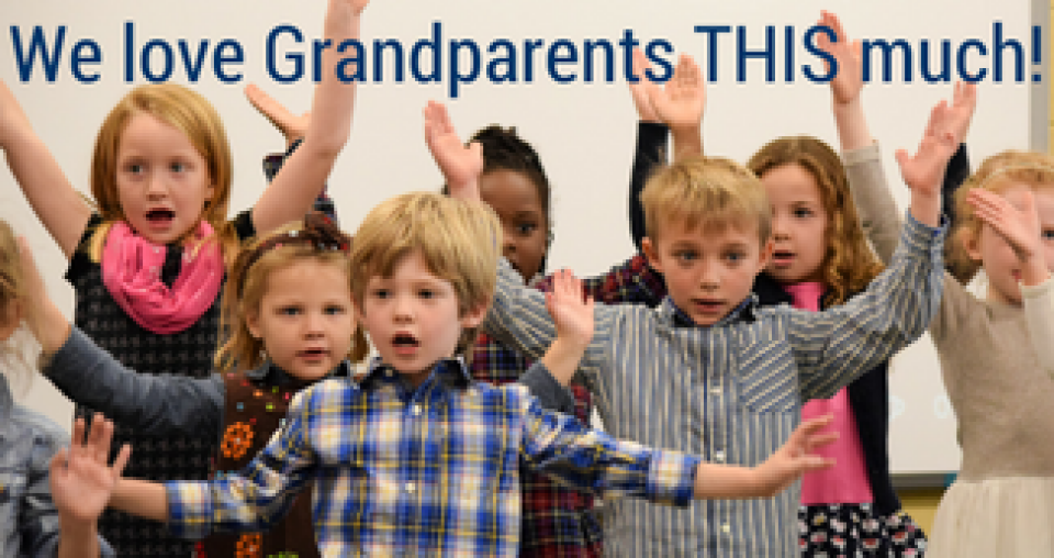 Grandparents' Day, 11/21