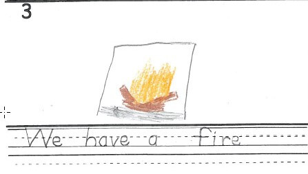 Have a fire