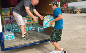 Jr. High Student Follows God's Call to Go and Serve