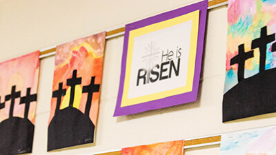 What Does Easter Mean to Students at WCGS?