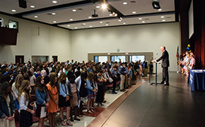Students Recognized for Achievements Throughout School Year