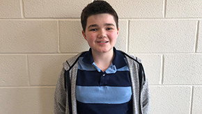8th Grade Student Reaches Multiple Achievements in Spring Semester
