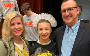 Why WCGS Feels like home to the Donahoe Family
