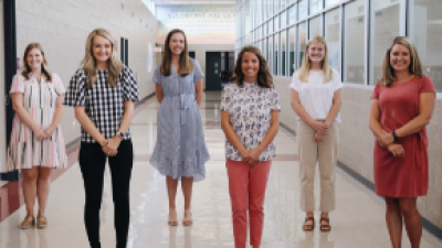 Get to Know our New Faculty for the 2021-22 School Year